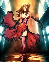 Lilith Thurblood by GENZOMAN