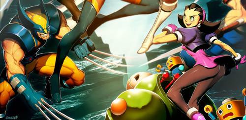 Marvel vs Capcom Teaser by GENZOMAN