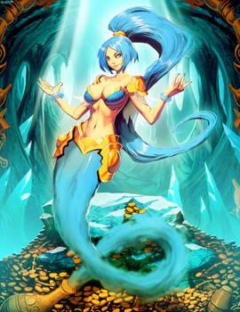 Slave Genie Crystal by GENZOMAN
