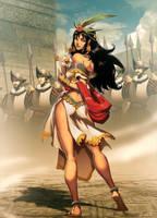 Malinche by GENZOMAN