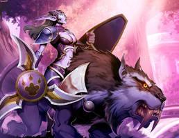 Warcraft - Naisha by GENZOMAN