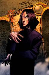 Severus Snape by GENZOMAN