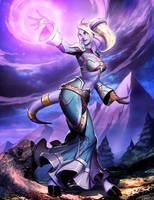 Warcraft - Fenesa by GENZOMAN