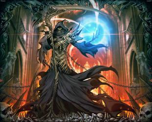 Grim Reaper by GENZOMAN