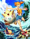 Pokemon - Misty by GENZOMAN