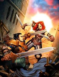 Pathfinder - City of Secrets 3 by GENZOMAN