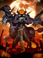 Halloween - Headless Horseman by GENZOMAN