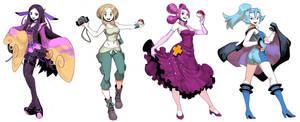 Pokegirls Vol 8 by GENZOMAN