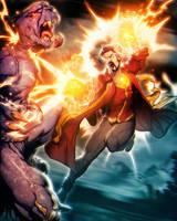 Doctor Strange Plus by GENZOMAN