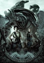 Alien by GENZOMAN