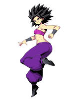 Caulifla by GENZOMAN