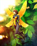 Wasp - Marvel War of Heroes by GENZOMAN