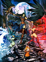 Shanoa - Castlevania Order of Ecclesia by GENZOMAN