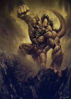 Grendel by GENZOMAN