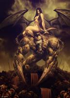 Land of beast by GENZOMAN