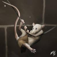 Rat Problems by MaskedHusky