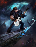 Brutal Hero by BoredBiscuit