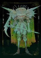 Dionaea Knight by SvetoslavPetrov