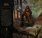 Goblin Hunter by SvetoslavPetrov
