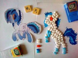 Pony a croquer by mushynette