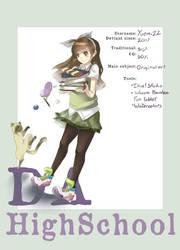 DAhighschool ID by Yuemi22
