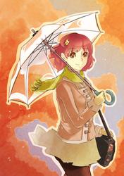 Autumn Rain by Yuemi22