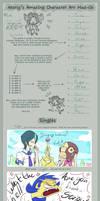 YGO Arc-V Amazing Character Art Mad Lib by tanitak