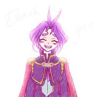 Thank you... by tanitak