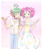 Arc-V: Fruit Ice Cream by tanitak