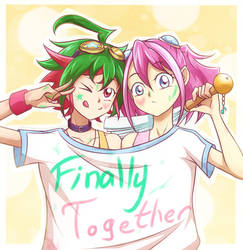 Arc-V: Together by tanitak