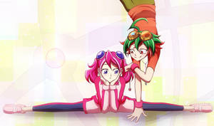 Arc-V: Gymnastics by tanitak