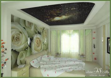 Bedroom area by irina-silka