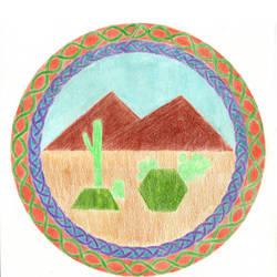 Arizona Mandala by Captn-Shamrock