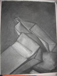 Paper Bag Still Life by Captn-Shamrock