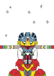 Maya by Chiaotzu