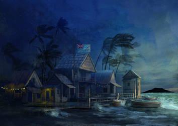 Tuvalu by Chiaotzu