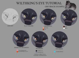 Eye Tutorial *UPDATE 1/15/19* by WILTHKING