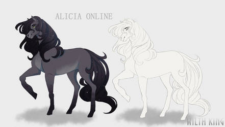 Alicia Online by WILTHKING