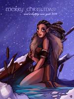 Happy Wintertime by beiibis
