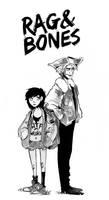 Rag'n'Bones sketch by beiibis