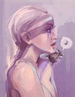 Violet cooldown by beiibis