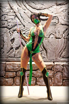 Jade Mortal Kombat Cosplay By Nemu013 On Deviantart