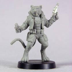 Lancer Captain by Patrick-K