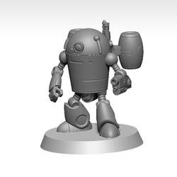 Lancer HOpR Bot by Patrick-K