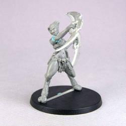 Neiran Scythesister by Patrick-K