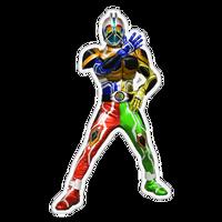 Kamen rider Aqua-Unity Form by 99trev