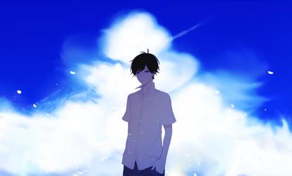 Kakeru by CryHaru