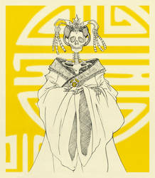 The Yellow Empress by nina-kore