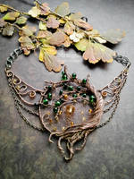 Necklace - Dreams of Orpheus - by Strangell