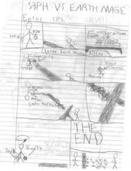 S3ph vs Earth Mage by Xarin-Sliron